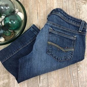 Tommy Hilfiger Denim Jean Shorts Womens Size 8